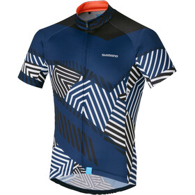 Shimano Climbers - Maillot manches courtes Homme - bleu